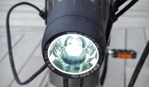 A quality Supernova V6 light has a good beam pattern