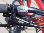 The hydraulic brakes are great