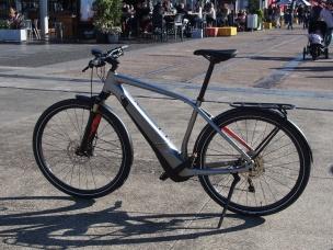 It is a good looking bike. Just don't leave it unlocked